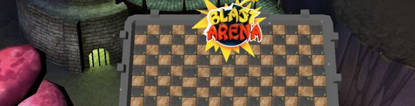 Blast Arena browser game