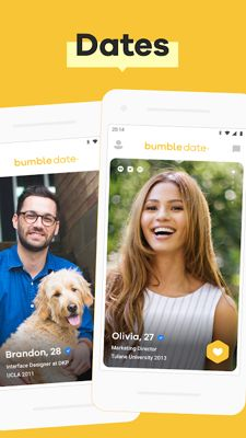Bumble dating site