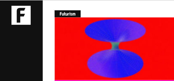 Best cool site futurism