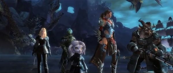 Guild Wars 2 MMORPG
