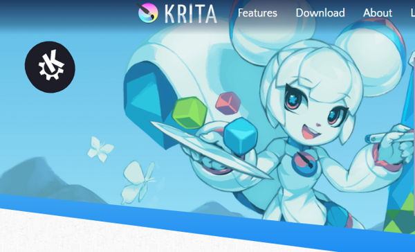 Krita Drawing Tool for Windows