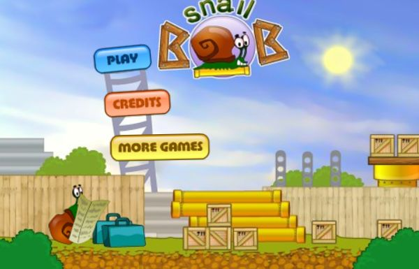 Snail bob browser game