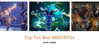 Best MMORPGs Free and Paid