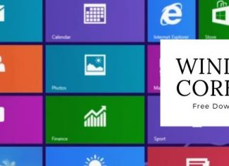 Windows 8 Core ISO Free Download
