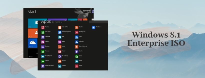 Download Windows 8.1 Enterprise ISO Free