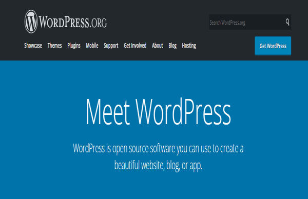 WordPress, Alternative of Tumblr