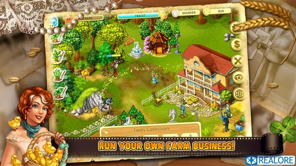 Farm Up Farming Game
