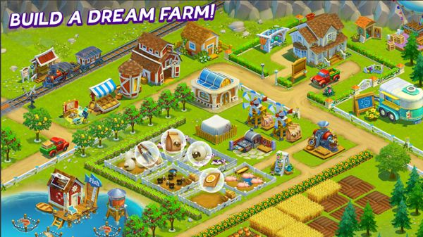 golden farm best farming game