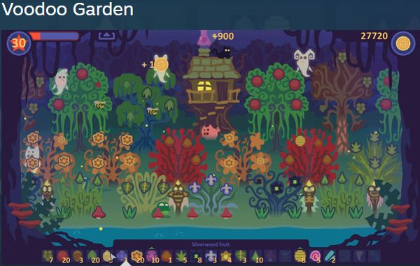 voodoo garden farming game