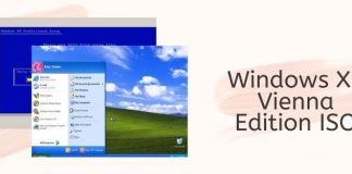 Download Windows XP Vienna Edition ISO Free