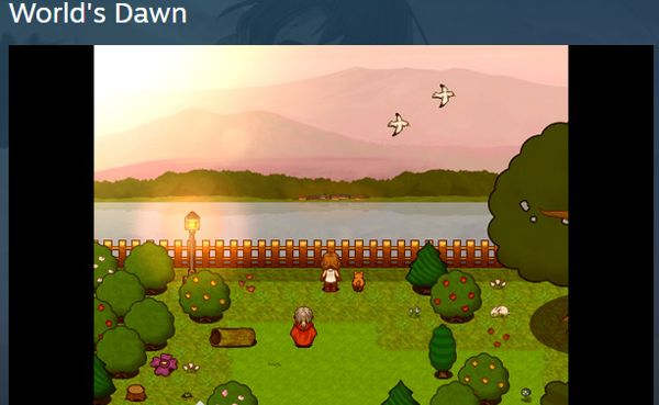 World's Dawn Farming Game