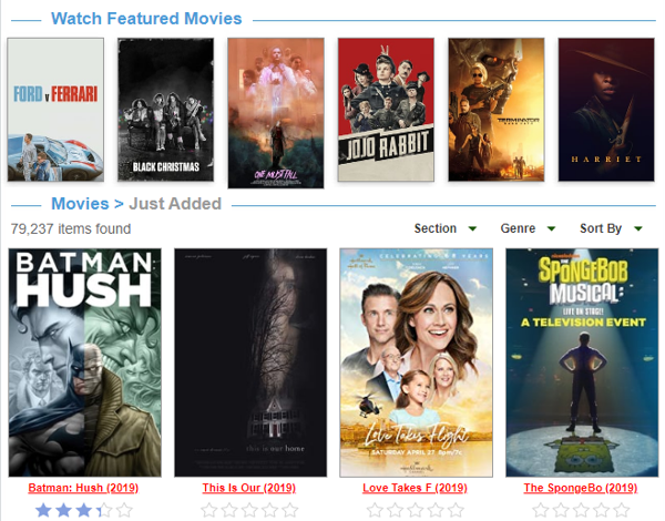 PrimeWire for online movies