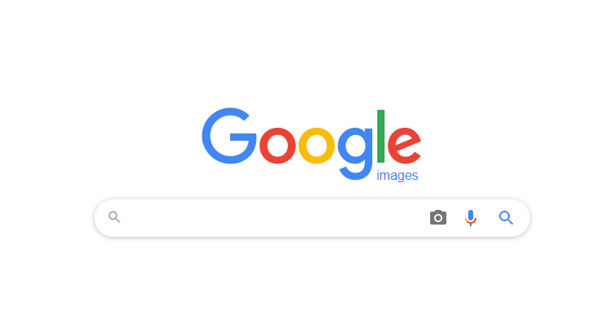 Google Images reverse image search engine